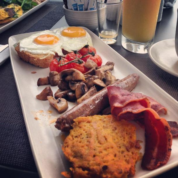 Full Urban Breakfast