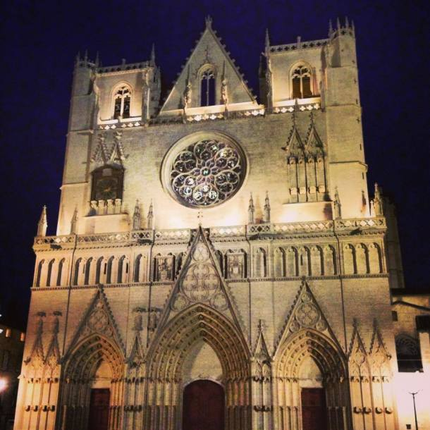 St Jean Cathedral