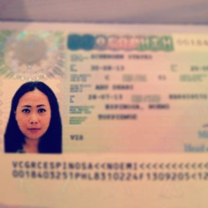 Schengen Visa Application Procedure in Dubai