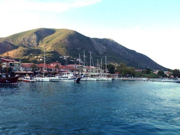 Nydri port
