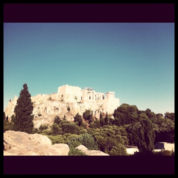 The Acropolis, probably Greece's most famous Archaeological/UNESCO World Heritage Site