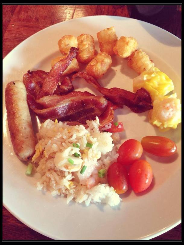 Breakfast! Yum!!!