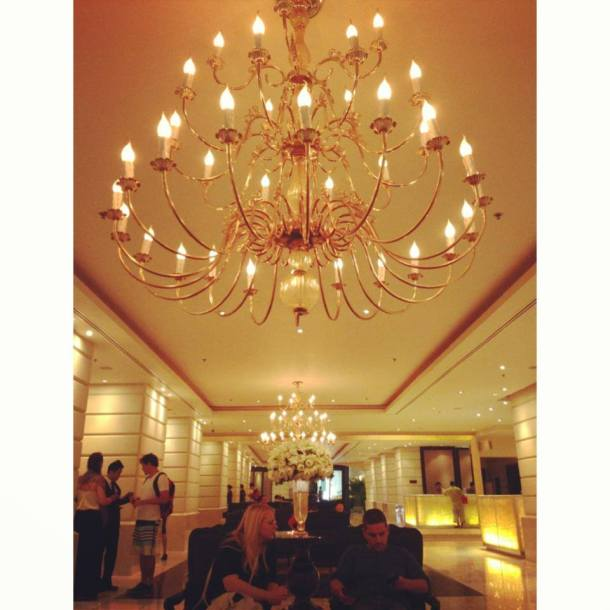Lebua at State Tower's Lobby