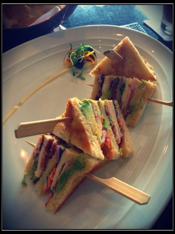 THB510 Club sandwich